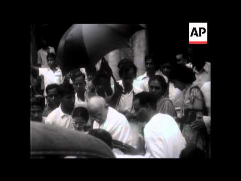 Watch why Gandhi, 'the one-man boundary force', was not in Delhi but in Calcutta on August 15, 1947