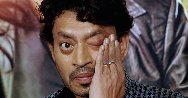 The shorter version of Irrfan Khan