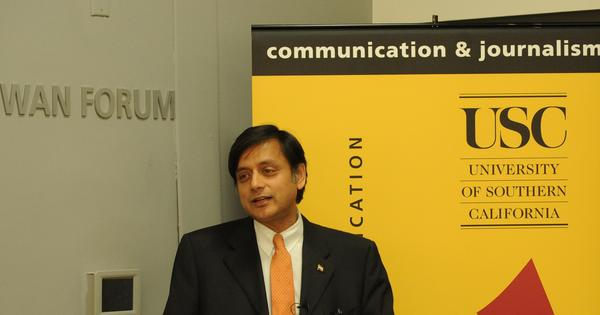 $330 million IPL controversy continues to dog Tharoor