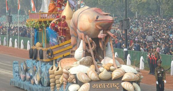 Celebrating Indian pride on Republic Day, one giant prawn at a time