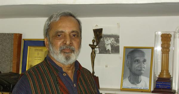 BJP crosses swords with Kannada writer Ananthamurthy yet again, asks EC to sack him from university job