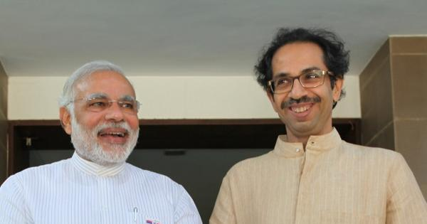 Uddhav's nuclear rant reflects Shiv Sena's fear it will be battered by Modi wave