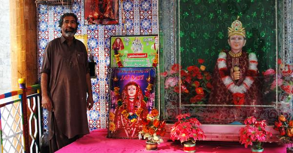 In hotbed of Islamist extremism in northern Pakistan, a Hindu Baba is revered