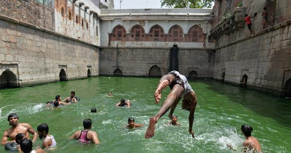 Five days of heat wave in Delhi. 130 people dead on the streets