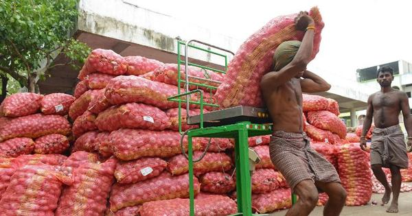 400 million workers in India have little security, few entitlements