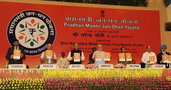 Modi's financial inclusion scheme gathers steam – but ignores lingering questions