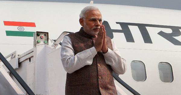 Modi has learned to flirt with the world – and suitors everywhere are dazzled
