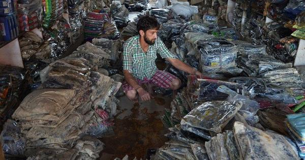 Kashmir's past and present have been lost to the floods