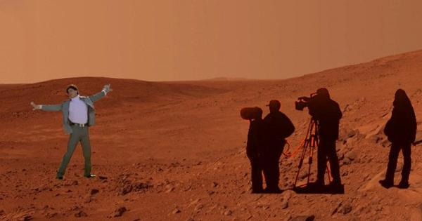 Attention, world: India has arrived on Mars
