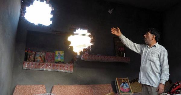 Villages along the Jammu border count the bodies, rue failure to solve Kashmir crisis