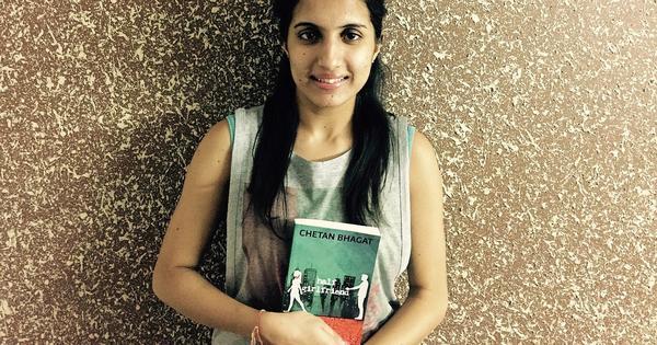 'I find Chetan Bhagat honest and raw'