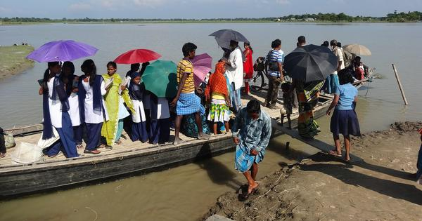 In wake of annual floods, a vibrant boat economy rises in Assam