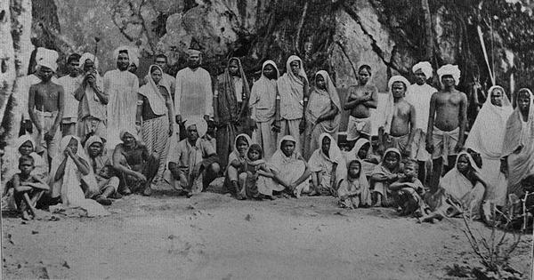 [Photos] 180 years on, India commemorates the first indentured labourers to go to Mauritius