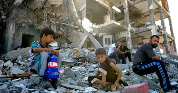 Rebuilding Gaza needs freedom and normality – not just aid