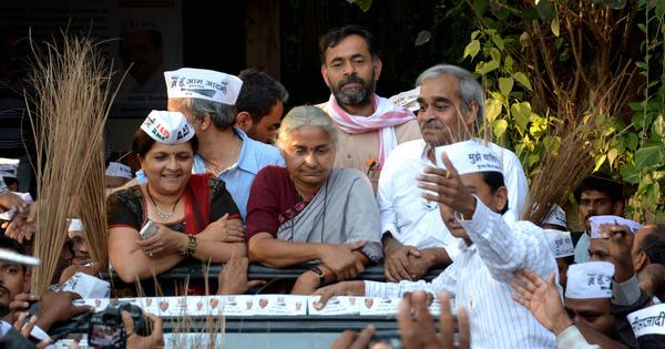 AAP's blunders and triumphs serve as a case study for Medha Patkar and her activist allies