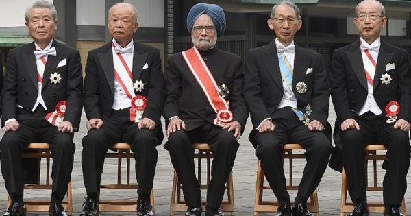 By honouring Manmohan, Japanese display rare flash of non-conformism