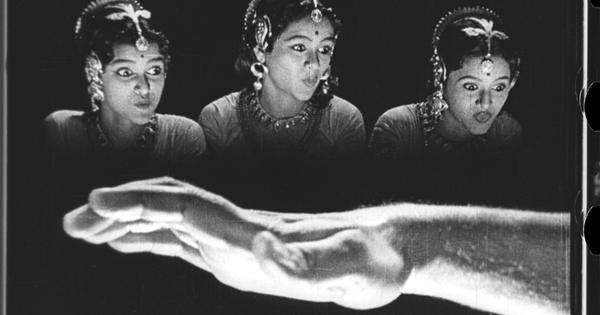 In dancer Uday Shankar's rare film from 1948, a manifesto for a new India