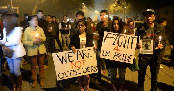 Eight charts that explain what discrimination against North Easterners feels like in Delhi