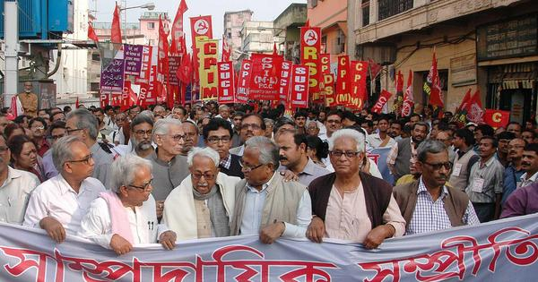 In a week, dying Left parties find two sparks of life in West Bengal