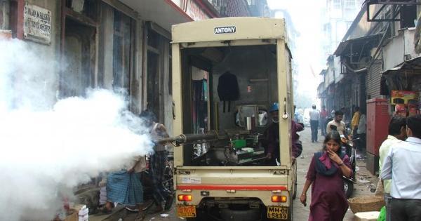 How India got 2000% return on anti-malaria investment