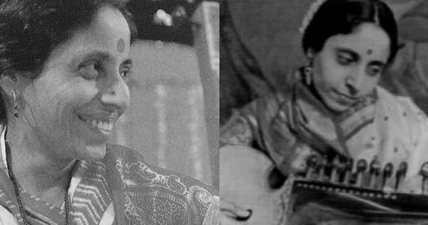 Audio: Recalling the life and work of Zarin Sharma, pioneering female sarod player