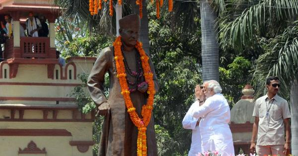 Madan Mohan Malviya: how a four-time Congress president became a BJP icon