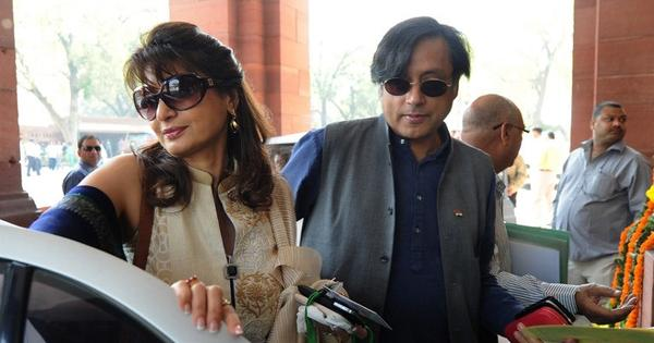 Is survival artist Shashi Tharoor stuck in an inextricable crisis?