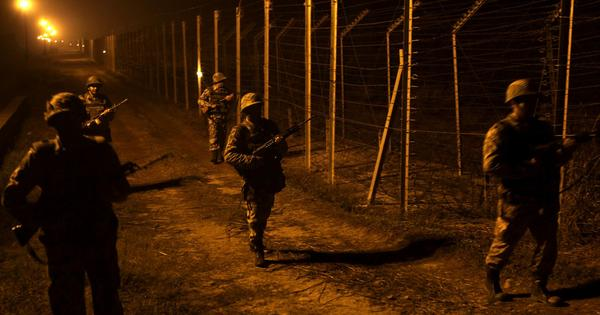 On the India-Pakistan border, a decade of peace lies shattered