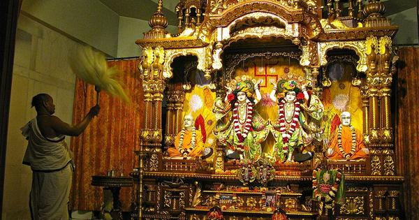 I don't see my journey from Christianity to Krishna as a conversion