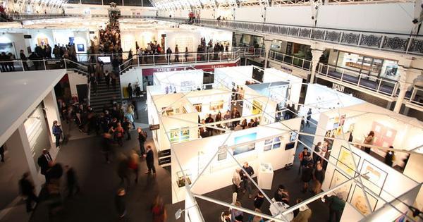 Paris, New York, London, Dubai: history of the modern art market