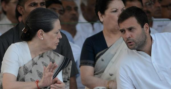 Congress starts to crumble: 'It's a frightening scenario,' says one party leader