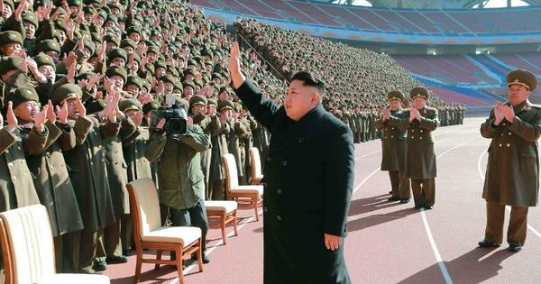 'Let us beat the world in fruit farming' and other new North Korean slogans