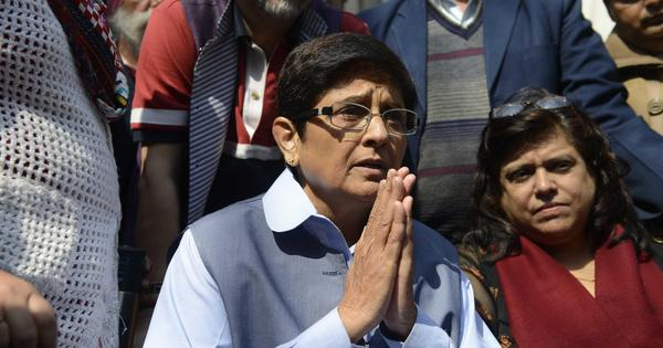 What Kiran Bedi learnt from the Delhi debacle: politics is dirty and voters are unreasonable