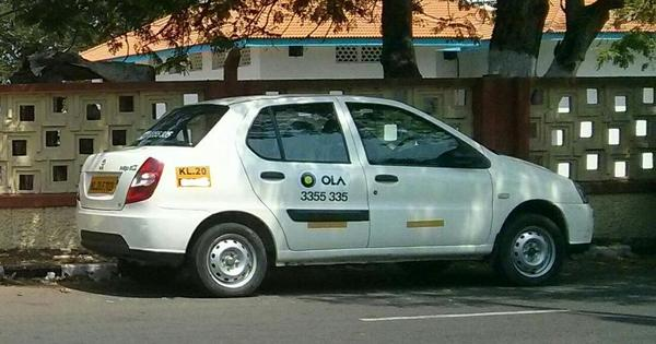 If Ola-TaxiforSure versus Uber is a David and Goliath story, which one is the giant?