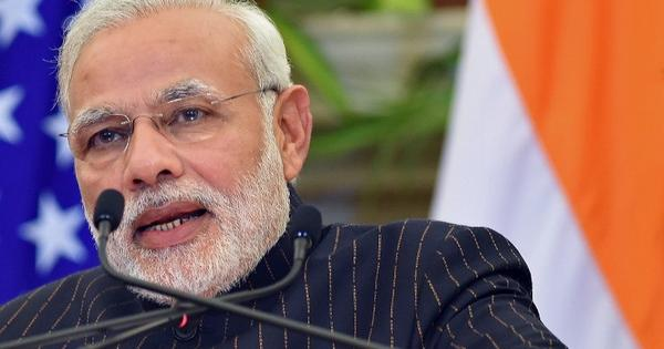 At auction for Modi's '10-lakh' suit, the highest bidder is a man once raided by income tax officials