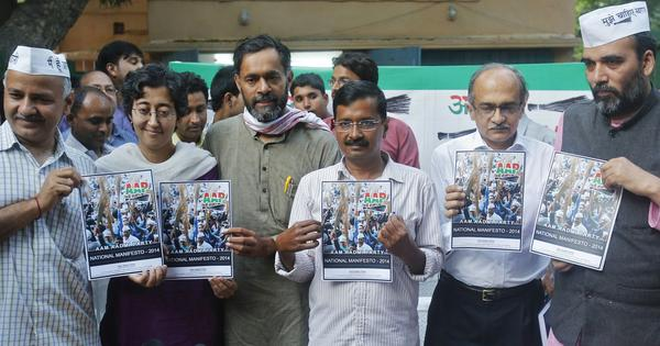 AAP crisis isn't a battle of ideas: it's a sign of irreconcilable differences between former friends
