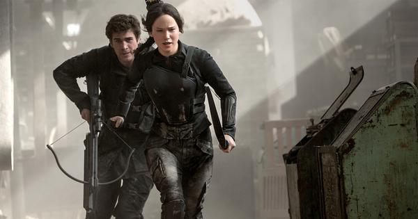 From 'Hunger Games' to 'Divergent', how new teenage rebel heroines could inspire the next generation