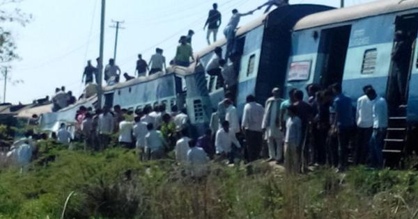 Janata Express crash: It may not seem like it, but derailed trains are getting rarer in India