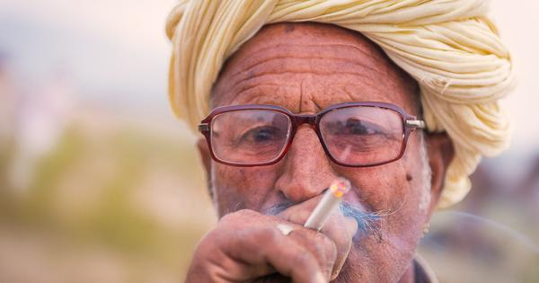 Government panel found no Indian research to show tobacco causes cancer deaths. Well, here it is