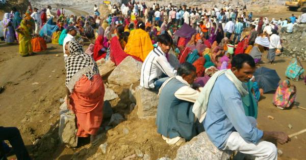 Police firing at site of dam protest disrupts Ambedkar Jayanti in Uttar Pradesh