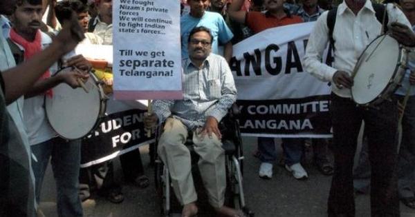 Arrested Delhi University professor goes on hunger strike in Nagpur jail against medical neglect