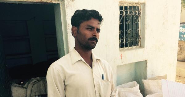 A farmer's life crisis – and India's farming predicament
