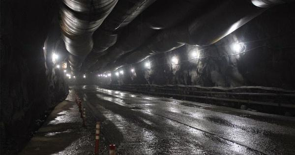India is building oil reserves in underground rock caverns and concrete tanks