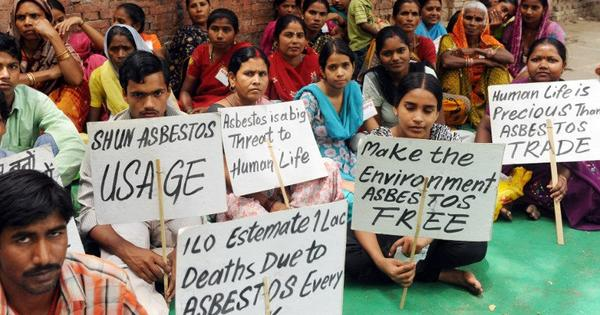 Millions of lives at stake as India makes up its mind whether white asbestos is deadly