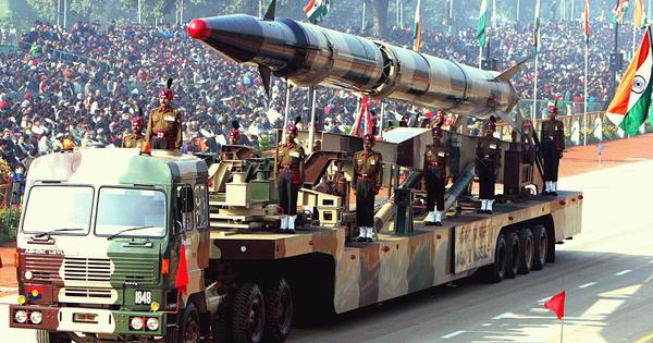 Regular missile tests maintain India-Pakistan status quo