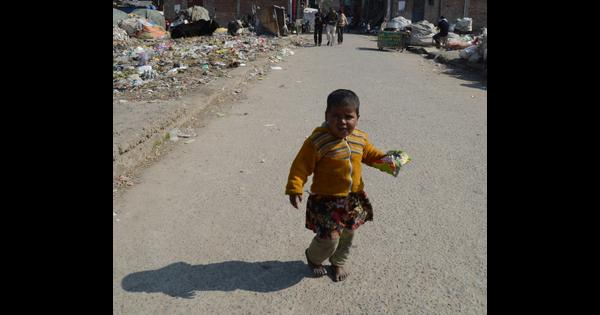 Junk food is feeding a malnutrition epidemic in Delhi's slums