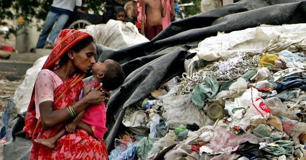 Growing up in Delhi's slums, why children aren't growing up much