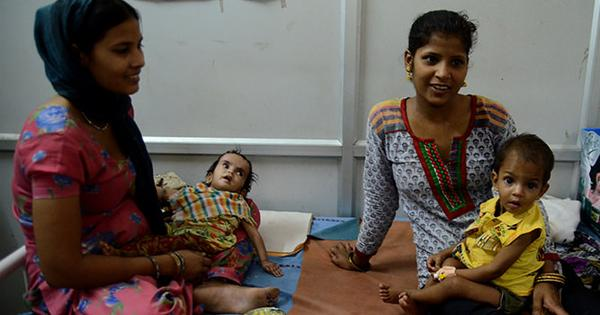From anganwadis to hospitals, Delhi is failing the battle against child malnutrition