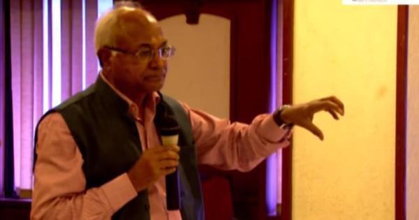 Case filed against social scientist Kancha Ilaiah for asking, 'Is God a democrat?'