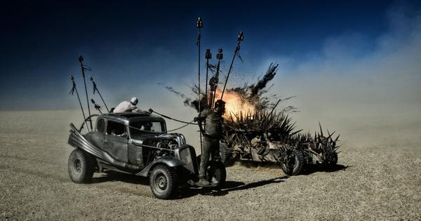 Beneath Mad Max's desert rampage is a classic Jewish odyssey